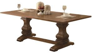 Coaster Dining Room Sets Coaster Parkins Dining Table In Coffee 103711 By Dining Rooms Outlet