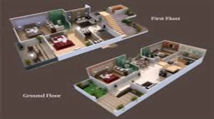 Home Design For 30x60 Plot Floor Plans 30 X 60 Youtube