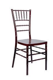 mahogany chiavari chair mahogany resin inner steel chiavari chair the chiavari