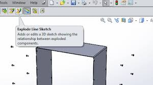 solidworks tutorial drawings with exploded assembly view and bill