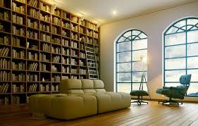 Interior Design Home Library Brucallcom - Design home library
