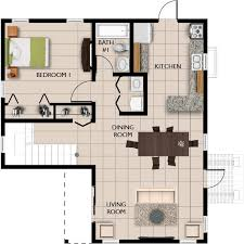 Ground Floor 3 Bedroom Plans Bay Front Villas U0026 Apartment Island Homes Jamaica Bay Front