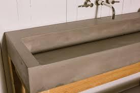 troff sinks bathroom products sinks gradient trough concrete ramp sink slot drain