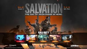 Call Of Duty Black Ops Zombie Maps Call Of Duty Black Ops 3 Salvation Dlc Pack 4 Zombies Trailer