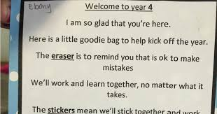 poem written to welcome new students goes viral