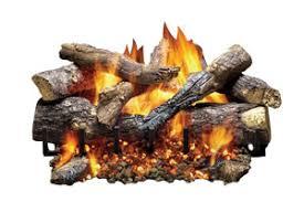 Realistic Electric Fireplace Logs by Fireplaces Wood U0026 Gas Fireplaces U0026 Inserts Heat U0026 Glo