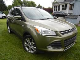 Ford Escape Awd - 2013 ford escape sel awd eco 17500 buds auto used cars for