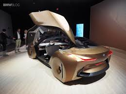 bmw dealer near los angeles bmw vision next 100 concept makes its final stop in los angeles