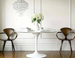 saarinen dining table replica oval used round ebay knock off 60 67