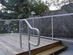 balcony and window railings new york city staircase railing
