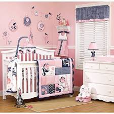 Madison Pottery Barn Crib Amazon Com Cocalo Madison 9 Piece Crib Bedding Set Nursery