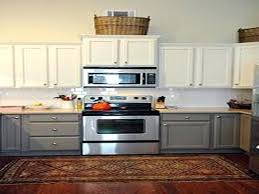 two color kitchen cabinet ideas painted kitchen cabinets two colors likable two tone painted
