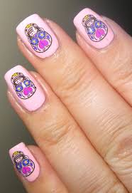 wendy u0027s delights sugar skulls water decals from sparkly nails
