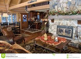 rustic cabin royalty free stock image image 4346156