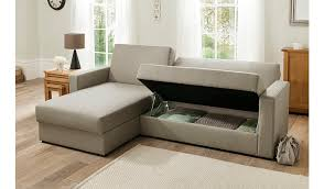 chaise sofa bed with storage chaise sofabed with storage in various colours living room