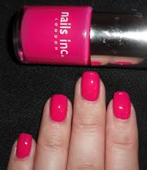 wendy u0027s delights review for raven cosmetics nails inc shoreditch