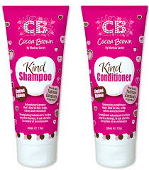 Hair Extension Shampoo And Conditioner by Cocoa Brown Tan Kind Shampoo U0026 Conditioner