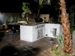Simple Outdoor Kitchen Ideas Quick Tips For Cleaning Your Charcoal Grill Diy Network Blog