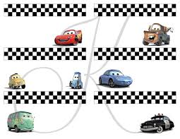 disney cars birthday party labels image inspiration of cake and