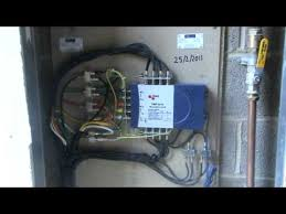 satellite and aerial multiswitch installation 0800 0122356 youtube