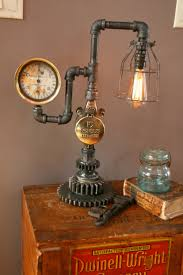 25 best steampunk lighting images on pinterest steampunk lamp
