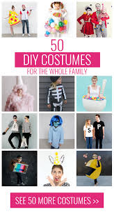 50 Halloween Costumes 50 Diy Halloween Costumes Family Mom Spark Mom