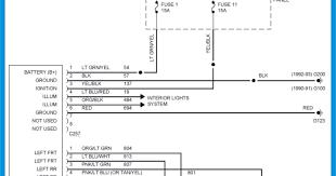 ford f150 radio wiring diagram wiring diagram byblank
