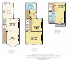 Stansted Airport Floor Plan by 4 Bed Terraced House For Sale In Sedgwick Road Leyton E10
