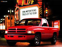 Dodge Ram Sport - ram 1500 sport regular cab 1994 u20132001 wallpapers