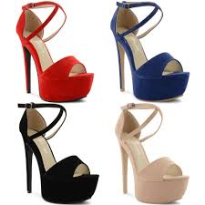 boots sale uk ebay stiletto high heel open toe strappy buckle sandals shoes