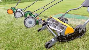 know the different sizes of reel lawn mowers to whom it suits