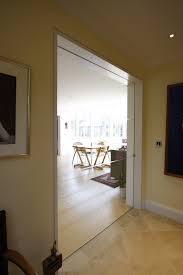 Patio Pocket Sliding Glass Doors by Internal Single Glazed Low Iron Frameless Sliding Door Into