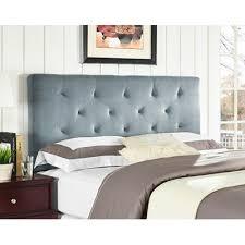 buy brennan upholstered headboard size king california king