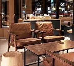 how a purple chair changed the way we drink coffee starbucks