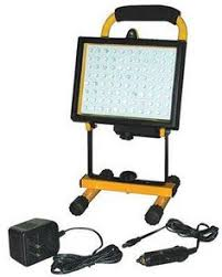 battery powered shop light 10w led rechargeable li ion battery operated work light work
