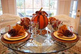 home made thanksgiving decorations decorations simple thanksgiving tablescape small round table