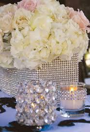 best 25 bling wedding centerpieces ideas on pinterest