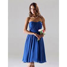 royal blue chiffon bridesmaid dresses tea length chiffon bridesmaid dress royal blue plus sizes dresses