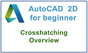 tutorial autocad hatch how to use crosshatch overview autocad tutorial 78 tutocad