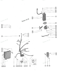 mercury outboard starter solenoid wiring diagram troubleshooting