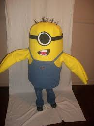 Halloween Mascot Costumes 10 Diy Minion Halloween Mascot Costume Images