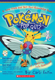 thanksgiving facts and trivia pokemon pop quiz a total trivia and test your knowledge book by