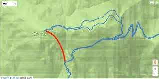 Twin Peaks Map Sota W6 Ct 064 East Twin Peaks Kx6a