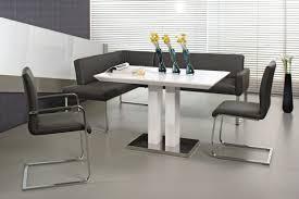 banquette angle cuisine cuisine coin repas d angle avec table et chaise en pin massif