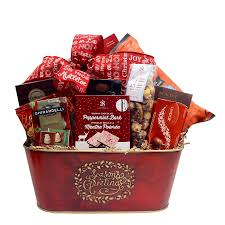 holiday gift baskets simontea gifts canada