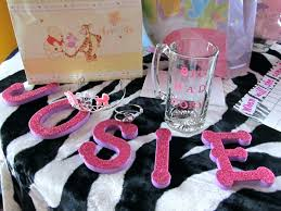 retirement party favors pink and black zebra print party supplies