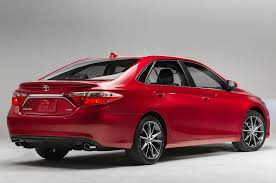 toyota camry trunk 2015 toyota camry powertrains unchanged prices rise 100 1355
