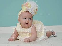 beautiful bows boutique buy baby bow headband pale yellow pink online at beautiful bows