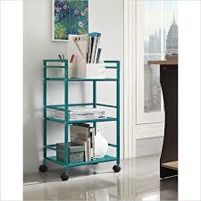 Kitchen Metal Shelves by Best 25 Rolling Utility Cart Ideas On Pinterest Wood Plans