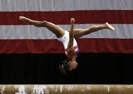an olympics trials run for nbc gymnastics diving and swimming